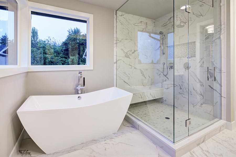 Bathroom Remodel | Sunset Coast Construction Services, LLC