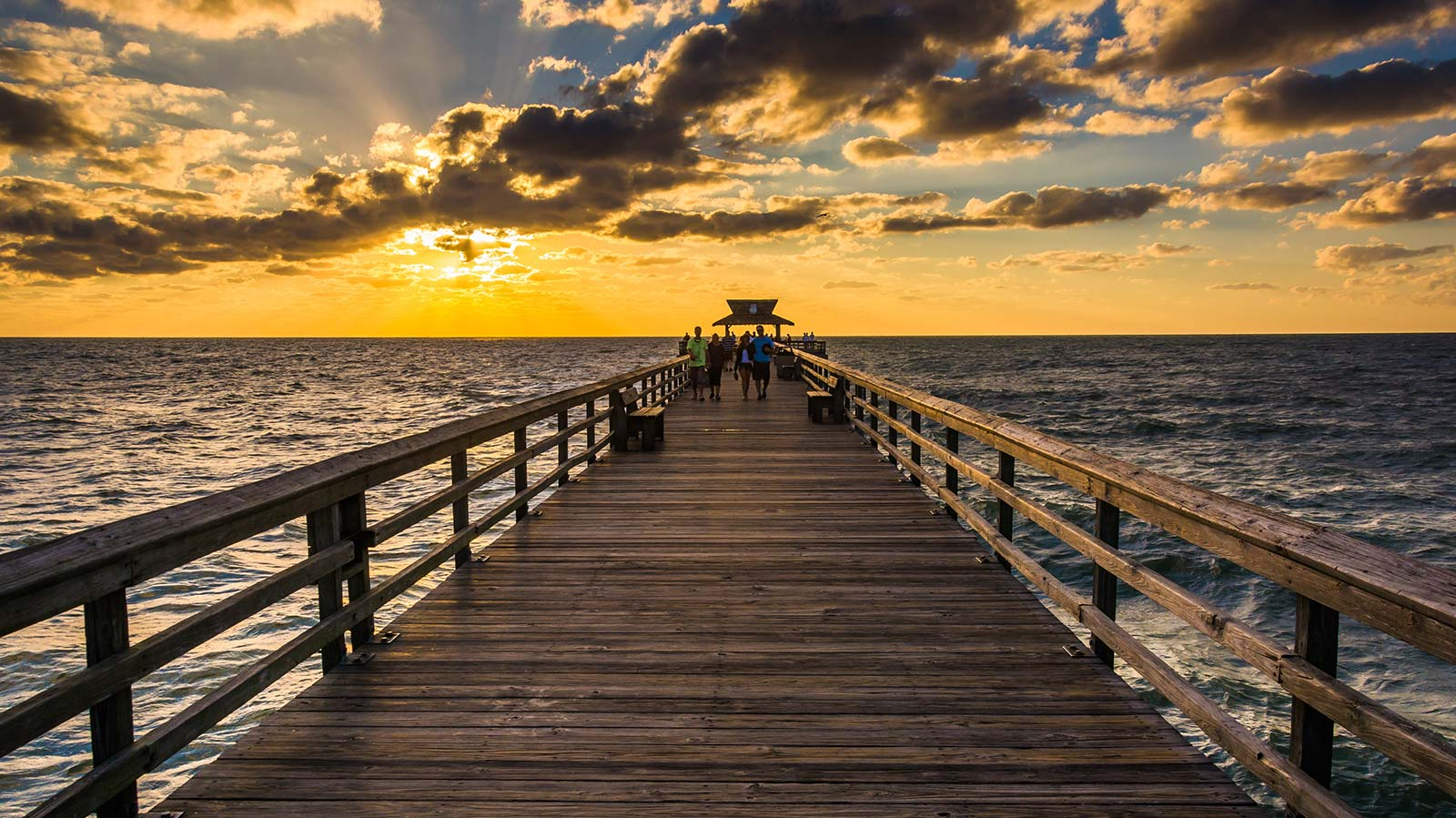 Naples, Florida Pier | Sunset Coast Construction Services, LLC